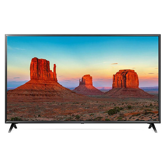 TV LG 43UK6300LLB  TV LED UHD 4K 108 cm