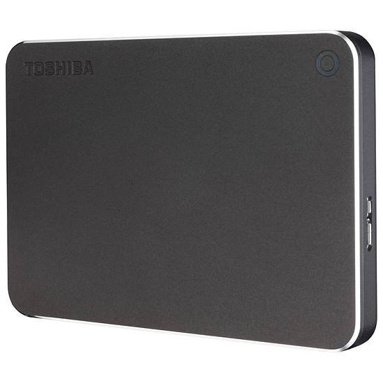 Disque dur externe Toshiba Canvio Premium 4 To Gris