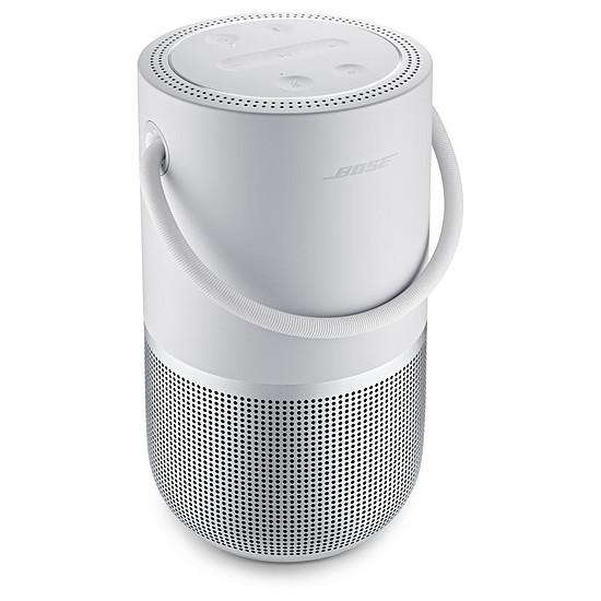 Enceinte sans fil Bose Portable Home Speaker Silver - Enceinte connectée