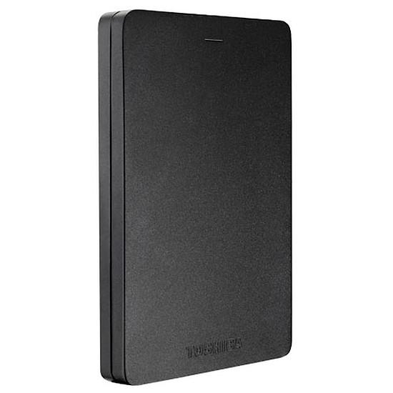 Disque dur externe Toshiba Canvio ALU 1 To Noir