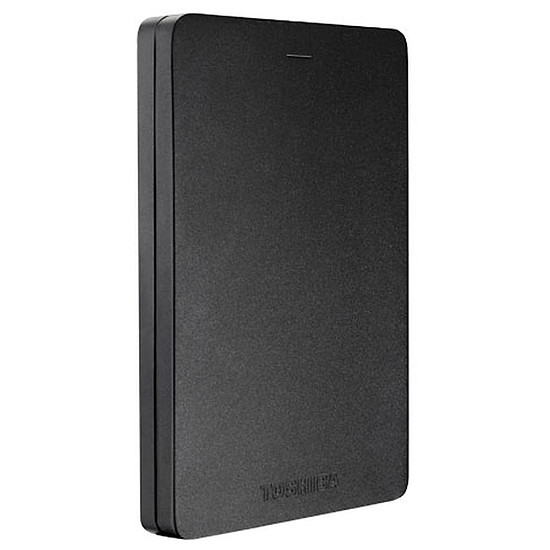 Disque dur externe Toshiba Canvio ALU 500 Go Noir