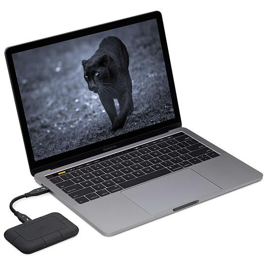 Disque dur externe LaCie Rugged Pro Thunderbolt 3 SSD 1 To - Autre vue