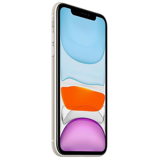 Smartphone et téléphone mobile Apple iPhone 11 (blanc) - 64 Go - Autre vue