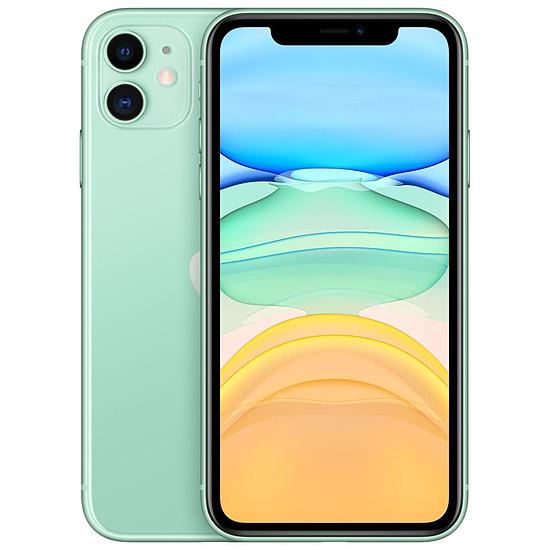 Smartphone et téléphone mobile Apple iPhone 11 (vert) - 256 Go