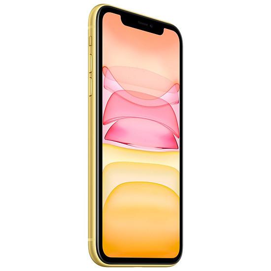 Smartphone et téléphone mobile Apple iPhone 11 (jaune) - 64 Go - Autre vue