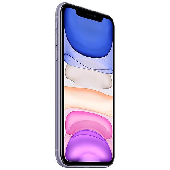 Smartphone et téléphone mobile Apple iPhone 11 (mauve) - 64 Go - Autre vue