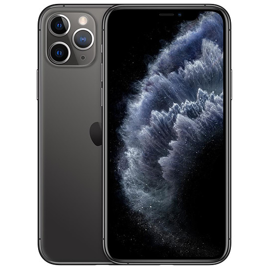 Smartphone et téléphone mobile Apple iPhone 11 Pro (gris) - 256 Go