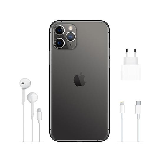 Smartphone et téléphone mobile Apple iPhone 11 Pro (gris) - 512 Go - Autre vue