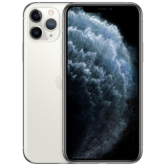 Smartphone et téléphone mobile Apple iPhone 11 Pro (argent) - 64 Go