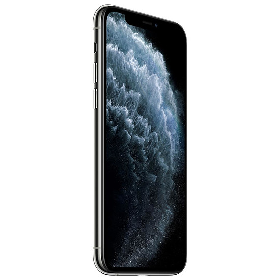 Smartphone et téléphone mobile Apple iPhone 11 Pro (argent) - 64 Go - Autre vue