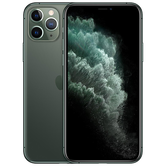 Smartphone et téléphone mobile Apple iPhone 11 Pro (vert) - 64 Go