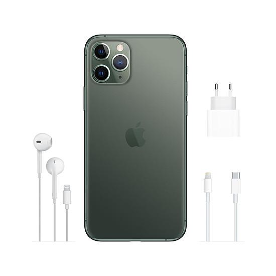 Smartphone et téléphone mobile Apple iPhone 11 Pro (vert) - 64 Go - Autre vue