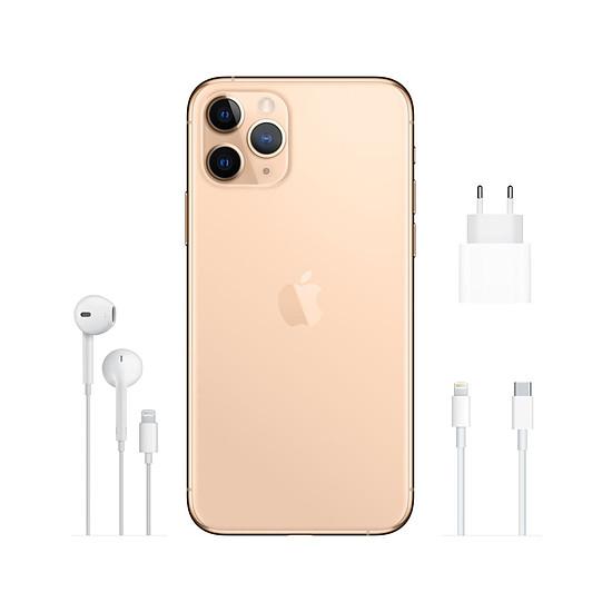Smartphone et téléphone mobile Apple iPhone 11 Pro (or) - 256 Go - Autre vue