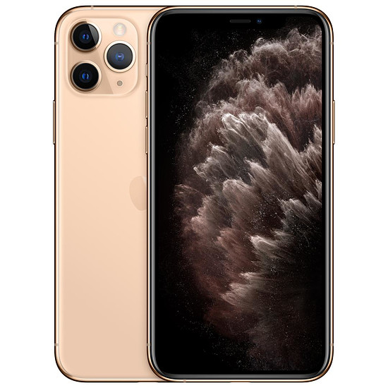 Smartphone et téléphone mobile Apple iPhone 11 Pro (or) - 512 Go