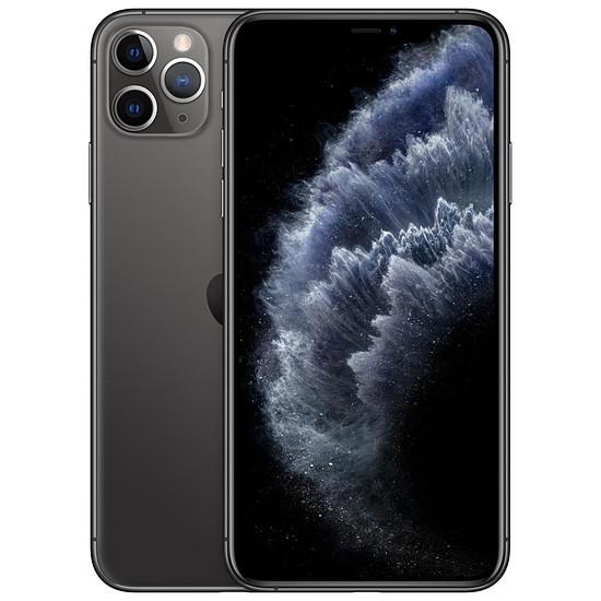 Smartphone et téléphone mobile Apple iPhone 11 Pro Max (gris) - 256 Go