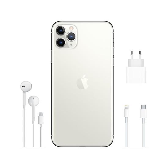 Smartphone et téléphone mobile Apple iPhone 11 Pro Max (argent) - 64 Go - Autre vue