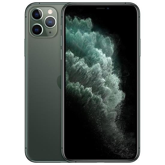 Smartphone et téléphone mobile Apple iPhone 11 Pro Max (vert) - 512 Go