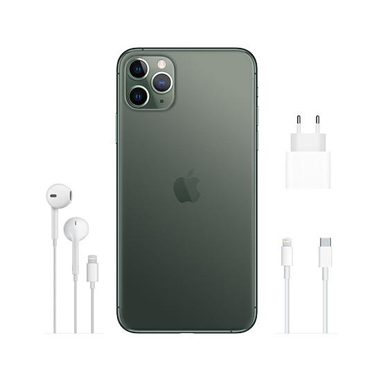 Smartphone et téléphone mobile Apple iPhone 11 Pro Max (vert) - 512 Go - Autre vue