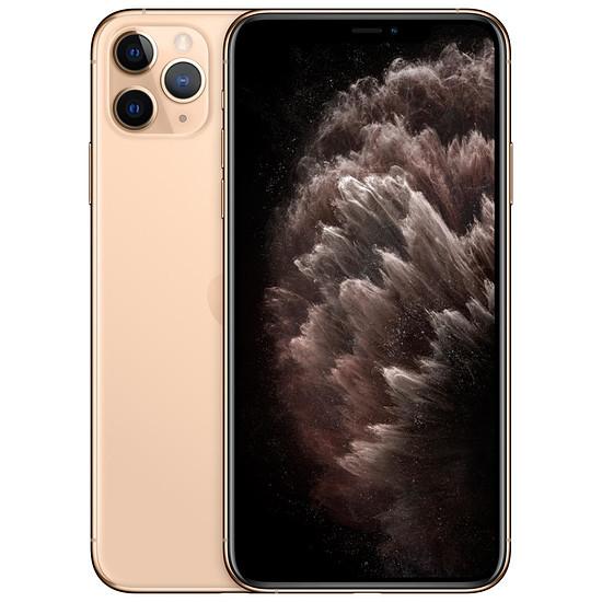 Smartphone et téléphone mobile Apple iPhone 11 Pro Max (or) - 256 Go