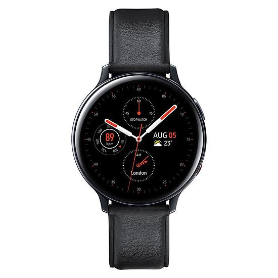 Montre connectée Samsung Galaxy Watch Active 2 4G (Noir Diamant) - GPS - 44 mm - Autre vue