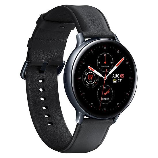 Montre connectée Samsung Galaxy Watch 2 4G (Noir Diamant) - GPS - 44 mm - Autre vue