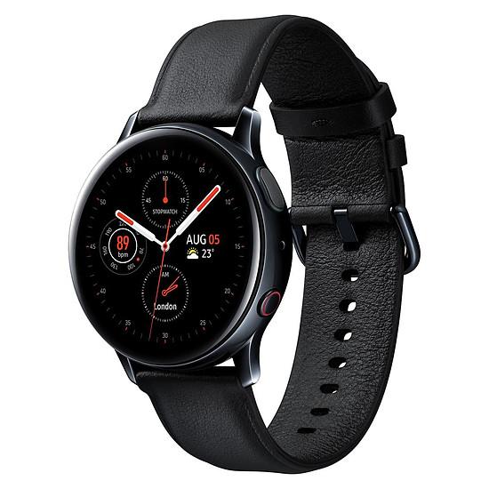 Montre connectée Samsung Galaxy Watch Active 2 (Noir Diamant) - GPS - 40 mm