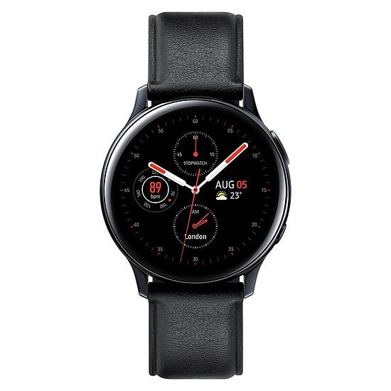 Montre connectée Samsung Galaxy Watch 2 (Noir Diamant) - GPS - 40 mm - Autre vue