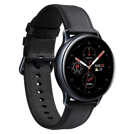 Montre connectée Samsung Galaxy Watch Active 2 (Noir Diamant) - GPS - 40 mm - Autre vue