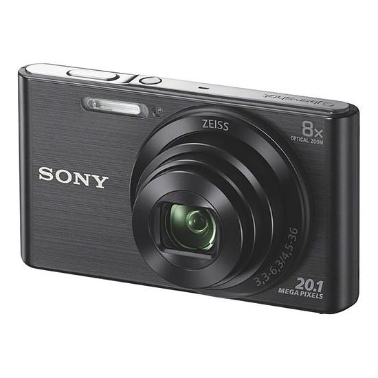 Appareil photo compact ou bridge Sony Cyber-shot DSC-W830 Noir - Autre vue