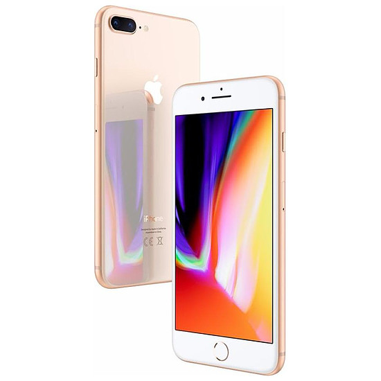 Smartphone et téléphone mobile Apple iPhone 8 Plus (or) - 128 Go