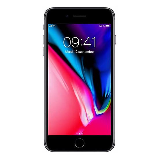 Smartphone et téléphone mobile Apple iPhone 8 Plus (gris) - 128 Go - Autre vue