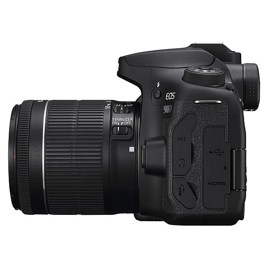 Appareil photo Reflex Canon EOS 90D + 18-55mm IS STM - Autre vue