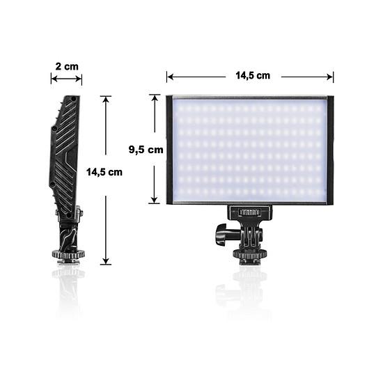 Flash et éclairage Walimex Pro Niova 150 Bi Color - Autre vue