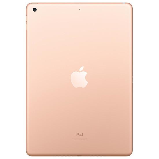 Tablette Apple iPad Wi-Fi 10.2 - 128 Go - Or  (7 ème génération) - Autre vue