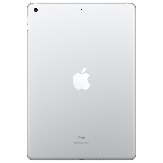 Tablette Apple iPad Wi-Fi 10.2 - 128 Go - Argent (7 ème génération) - Autre vue