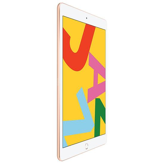 Tablette Apple iPad Wi-Fi + Cellular 10.2 - 128 Go - Or (7 ème génération) - Autre vue