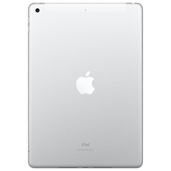 Tablette Apple iPad Wi-Fi + Cellular 10.2 - 128 Go - Argent (7 ème génération) - Autre vue