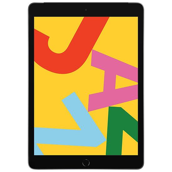 Tablette Apple iPad Wi-Fi + Cellular 10.2 - 128 Go - Gris (7 ème génération)