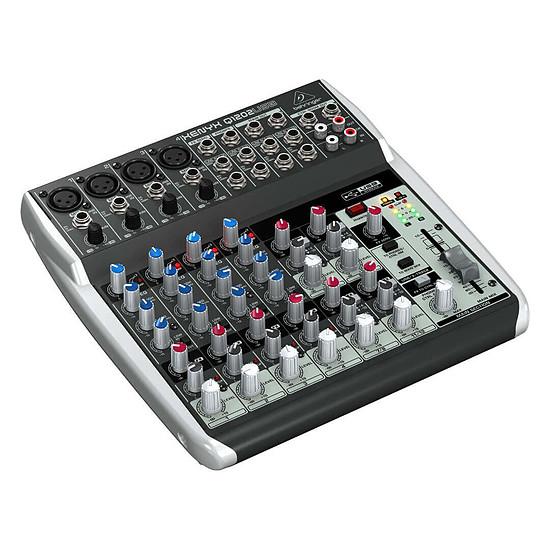 Table de mixage Behringer Xenyx Q1202USB