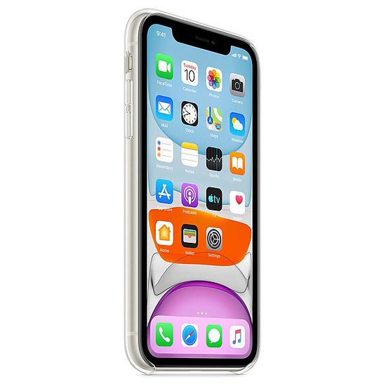 Coque et housse Apple Coque (transparent) - iPhone 11 - Autre vue