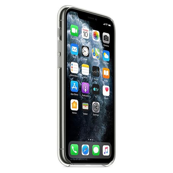Coque et housse Apple Coque (transparent) - iPhone 11 Pro - Autre vue