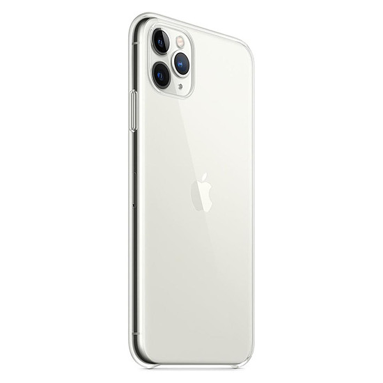 Coque et housse Apple Coque (transparent) - iPhone 11 Pro Max - Autre vue