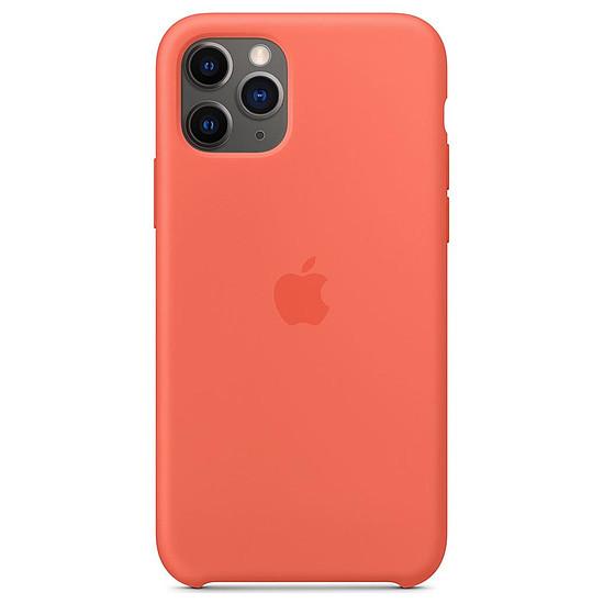 Coque et housse Apple Coque en silicone (clémentine) - iPhone 11 Pro