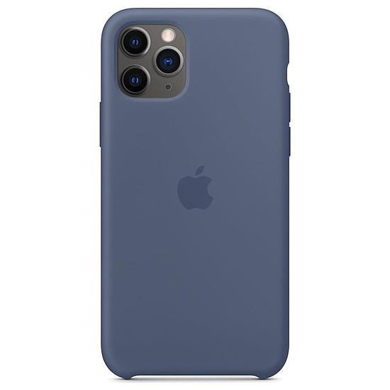 Coque et housse Apple Coque en silicone (bleu d'Alaska) - iPhone 11 Pro
