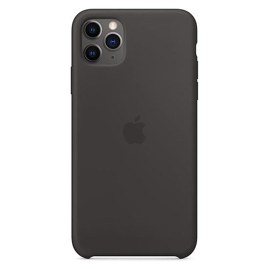 Coque et housse Apple Coque en silicone (Noir) - iPhone 11 Pro Max