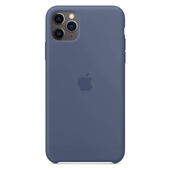 Coque et housse Apple Coque en silicone (Bleu d'Alaska) - iPhone 11 Pro Max