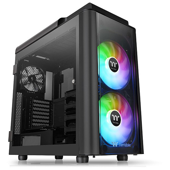 Boîtier PC Thermaltake Level 20 GT ARGB - Black Edition