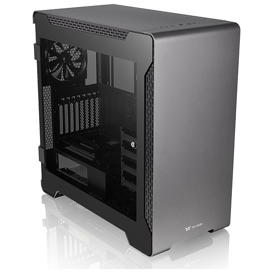Boîtier PC Thermaltake A700 Aluminum Trempered Glass