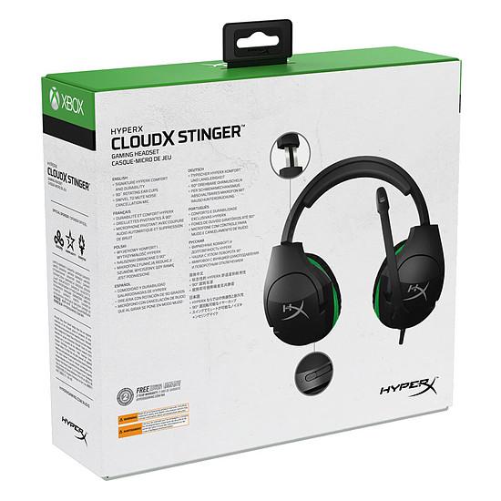 Casque micro HyperX CloudX Stinger pour Xbox - Autre vue