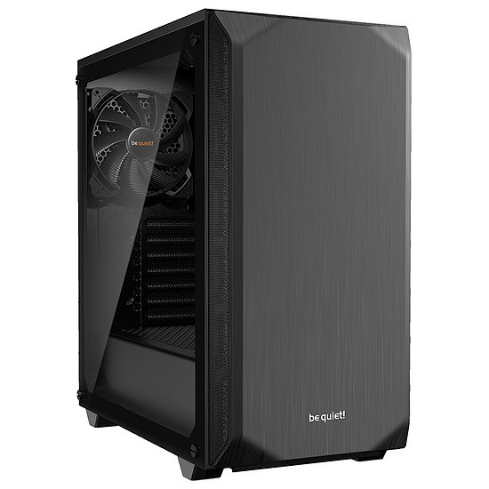 Boîtier PC Be Quiet Pure Base 500 Window - Noir